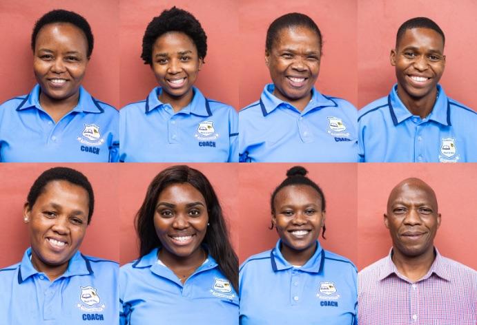 Masi High School Sports  and Staff Coaching Team